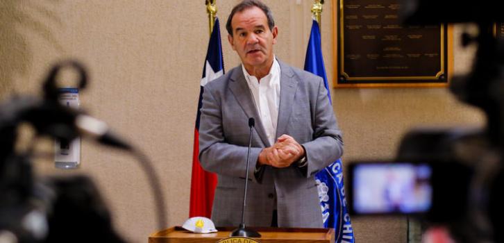 Senador Andrés Allamand RN