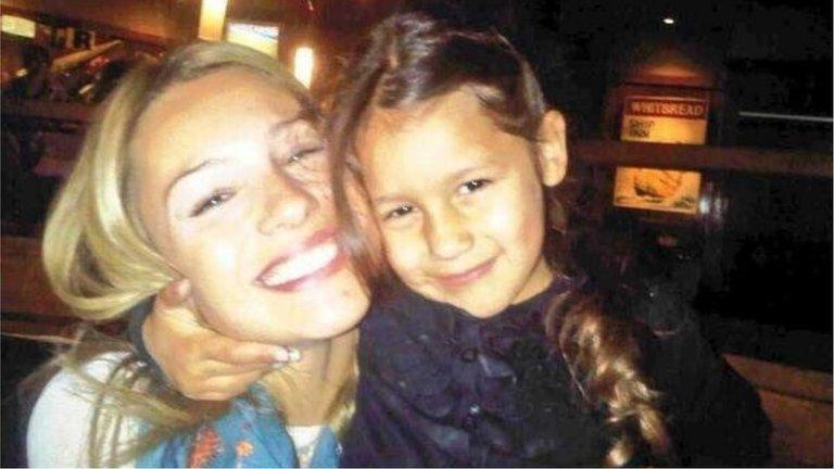 Blanca junto a Pampita   Instagram