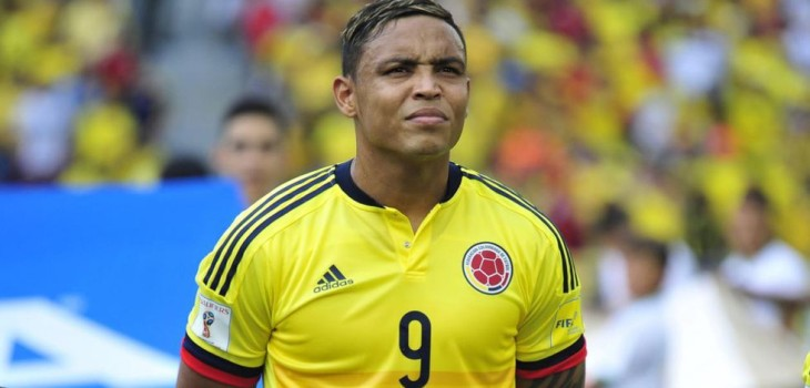 Futbolista colombiano Luis Muriel pasó susto en su casa