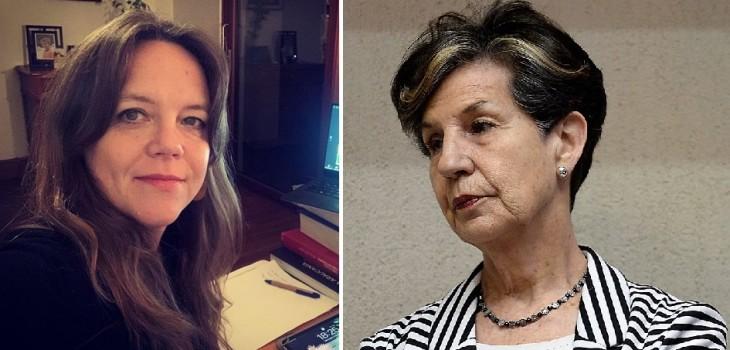 Isabell Allende, Ena Von Baer, Salvador Allende