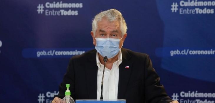 Reporte diario por coronavirus confirmó 3.685 nuevos casos y un total de 6.308 fallecidos
