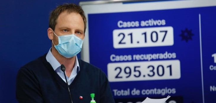Minsal informó 2.475 nuevos casos de COVID-19: cifra de fallecidos ascendió a 7.290