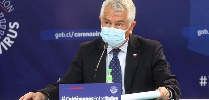 Ministerio de Salud | Twitter