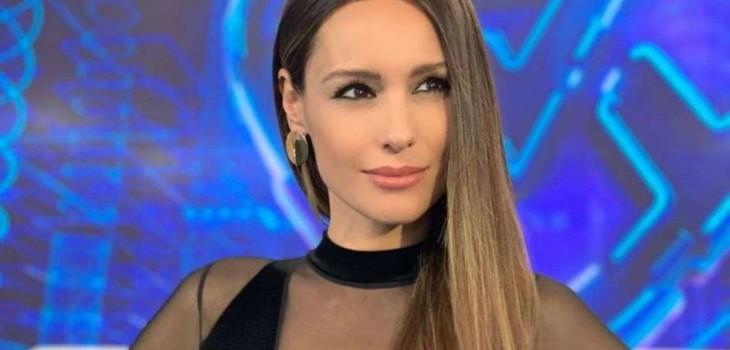 Pampita vivió momento de furia en programa argentino tras filtración de chats donde habla de Vicuña