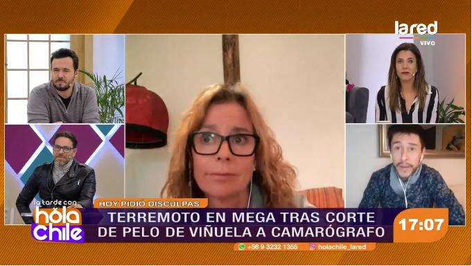Panel Hola Chile