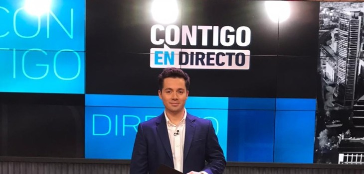 """Estreno de """"Contigo en Directo"""" aumentó rating de Chilevisión en el bloque de la tarde"""
