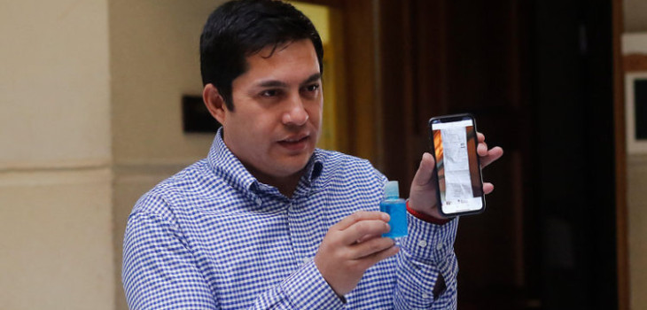 Jorge Durán, diputado RN