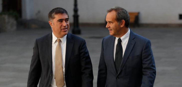 RN define a los reemplazantes de Mario Desbordes y Andrés Allamand tras asumir en el gabinete