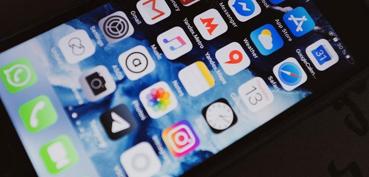 las apps que más gastan