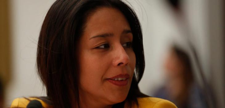 Rebajan castigo a Aracely Leuquen