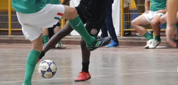 18 personas son detenidas mientras jugaban partido en Valdivia