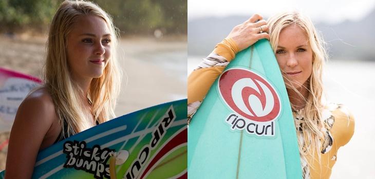 el presente de la surfista mordida por un tiburón que inspiró 'Desafío sobre olas'