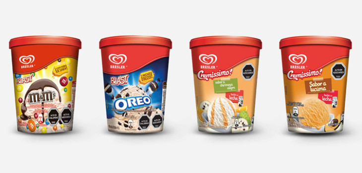Carozzi completa compra de Bresler e ingresa a competir en el mercado de helados en Chile