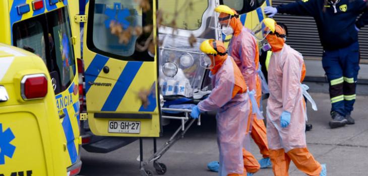 DEIS cifra en más de 13 mil los fallecidos vinculados a coronavirus: muertes sospechosas son 4.183