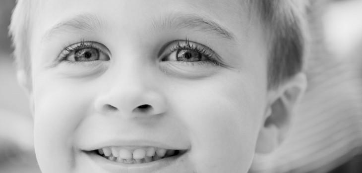 cuidado de dientes en niños