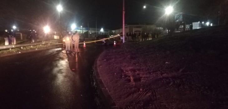 Detective mató a tiros a dos delincuentes que le hicieron 'encerrona' en Pudahuel