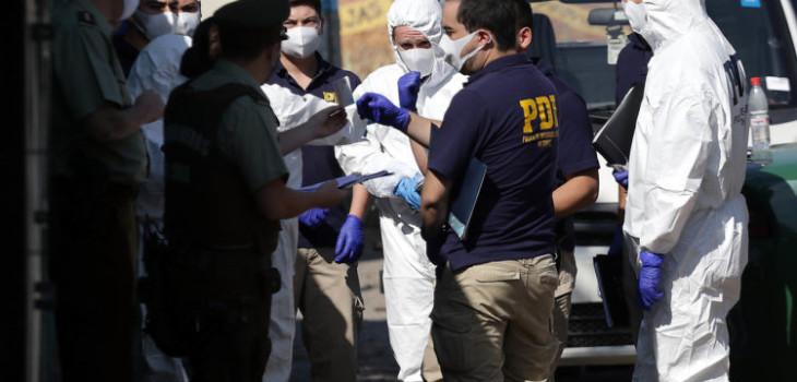 Capturan a hombre que habría asesinado a mujer y escondido cuerpo en basurero en Puente Alto