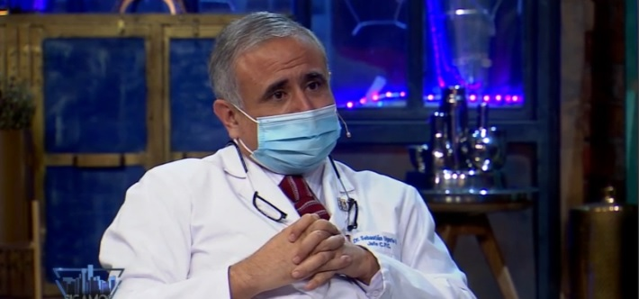 Doctor Sebastián Ugarte contó en Sigamos de Largo lo primero que quiere hacer cuando acabe el virus