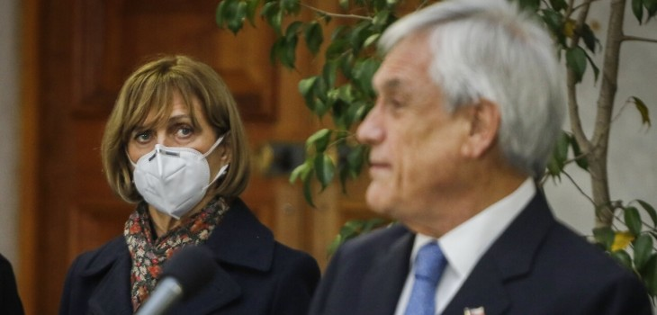 Evelyn Matthei y ministerio del Interior