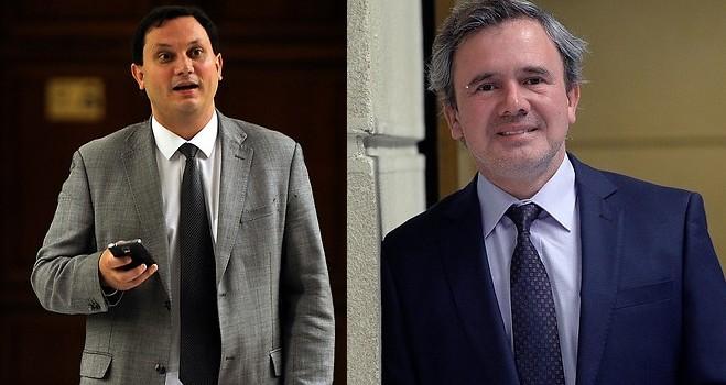 La lista que se maneja al interior de la UDI para reemplazar a Víctor Pérez como senador en Ñuble