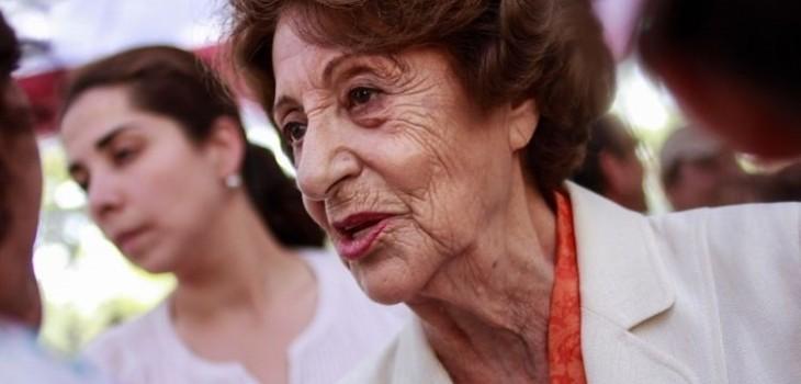 el día en que Ángela Jeria encaró a agente de la DINA en un ascensor