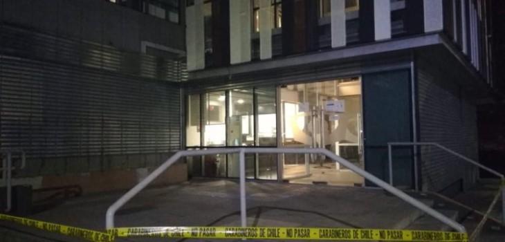 Encuentran muerto a fiscal al interior de edificio de la Fiscalía de Talcahuano