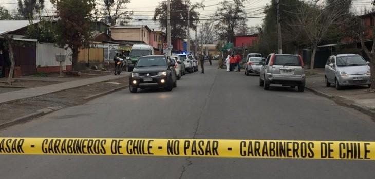 Investigan hallazgo de cuerpo al interior de contenedor de basura en Puente Alto
