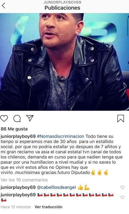 Junior Playboy | Instagram