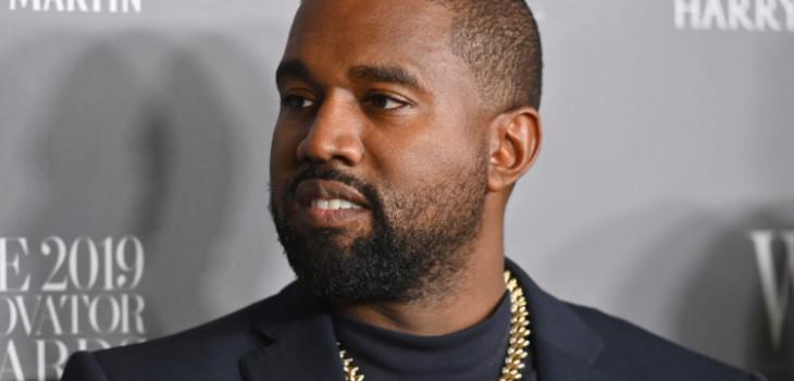 Rapero Kanye West llora en lanzamiento de su candidatura a la presidencia