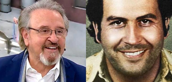 Carlos Villagrán recordó el día que rechazó inesperada y millonaria propuesta de Pablo Escobar