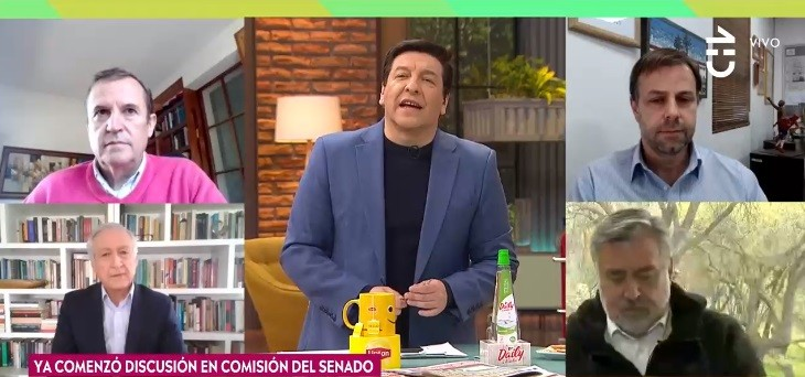 Heraldo Muñoz en Contigo en la mañana