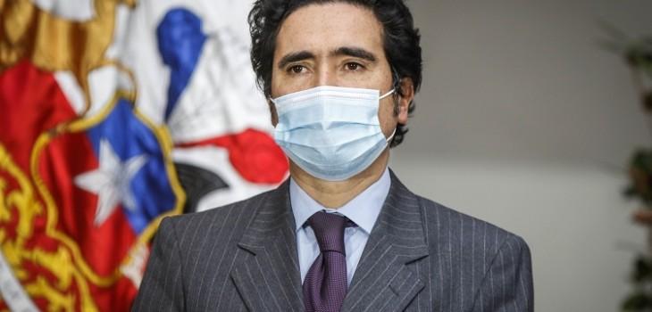 Ministro de Hacienda Ignacio Briones