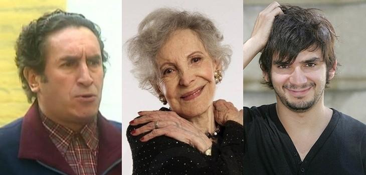 Actores fallecidos en grabaciones