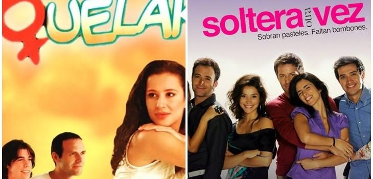 Aquelarre (i) TVN | Soltera Otra Vez (d) Canal 13