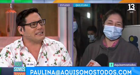 'Pancho' Saavedra y su reflexión al no poder grabar Lugares que hablan