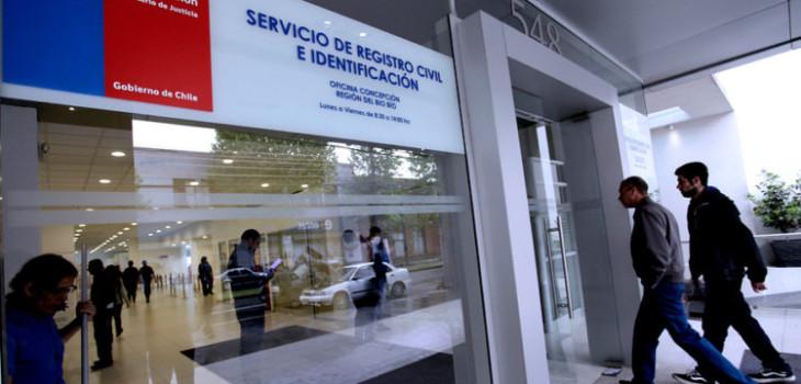 Registro Civil abrirá fines de semana en Valparaíso, Antofagasta y Bío Bío para inscribir muertes