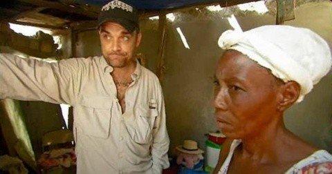 Robbie Williams contó brutal experiencia que vivió con su esposa