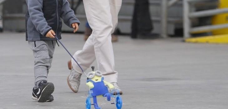 Subsecretaria Daza anuncia que trabajan en plan para que los niños puedan salir a la calle