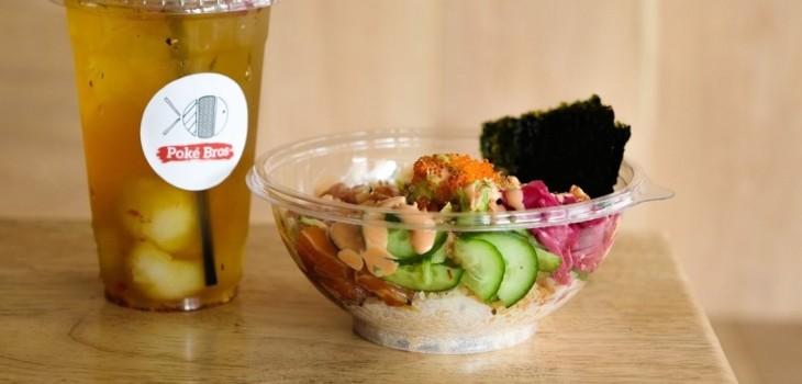 Bowls de poke, la sana y nutritiva tendencia gastronómica que querrás agregar a tu dieta alimenticia