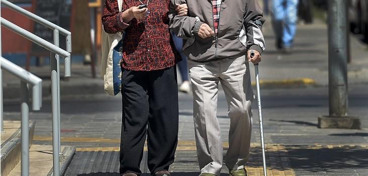 pensionados AFP