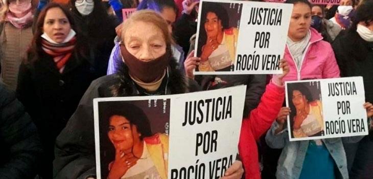 Rocío Vera, femicidio y violación en manada en argentina