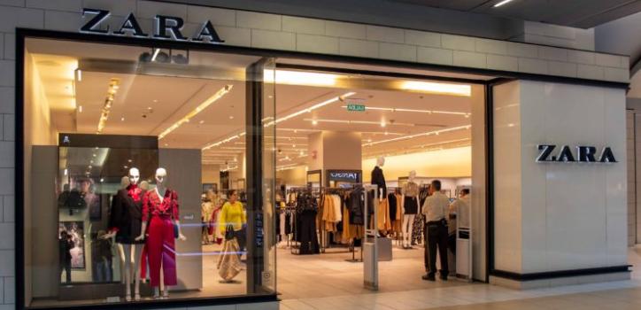 Zara abrirá tienda online