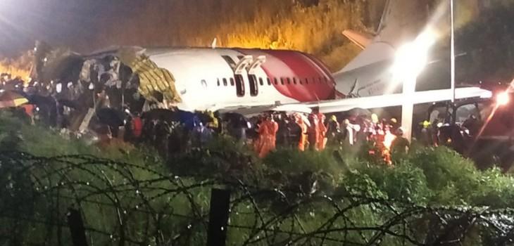 Accidente en Air India Express