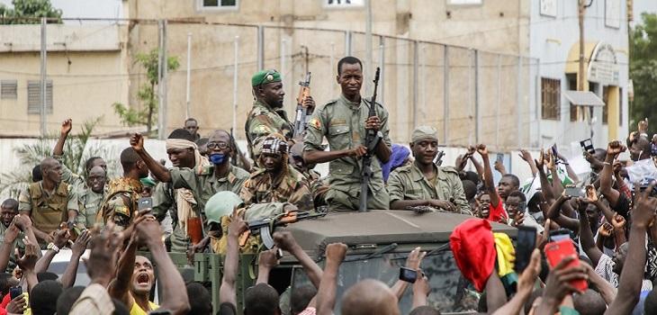 Militares rebeldes en Mali | Agence AFP
