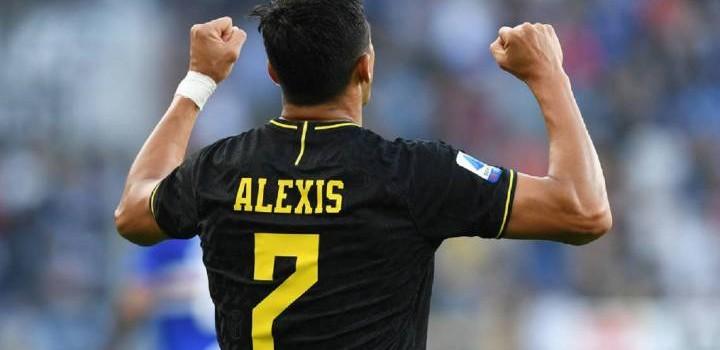 Inter de Milán confirma que Alexis Sánchez seguirá en el club por 3 años más: fichaje fue gratuito
