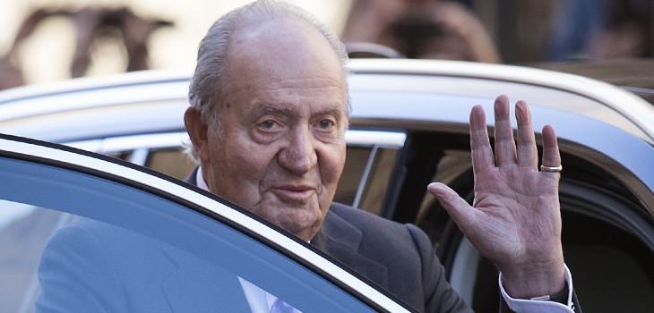 Tras exilio: Casa Real española reveló el paradero del rey emérito Juan Carlos I