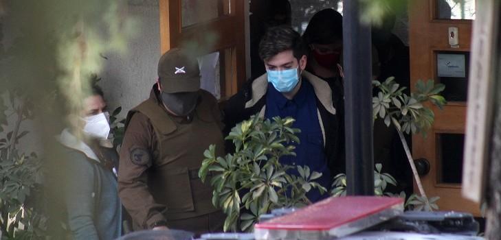 funcionarios del INDH arribaron a clínica de Nano Calderón