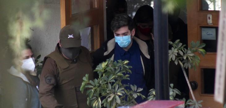 Nano Calderón cumplirá prisión preventiva en la cárcel: Corte acogió apelación de Fiscalía