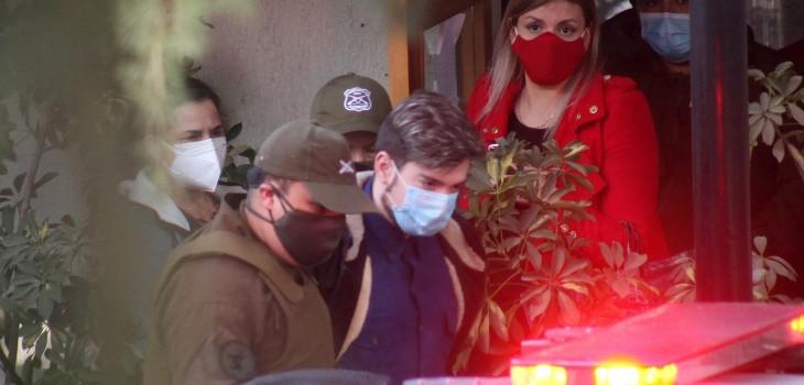 Nano Calderón podrá ser visitado por abogado y familiares: se dispuso sala especial para estos casos