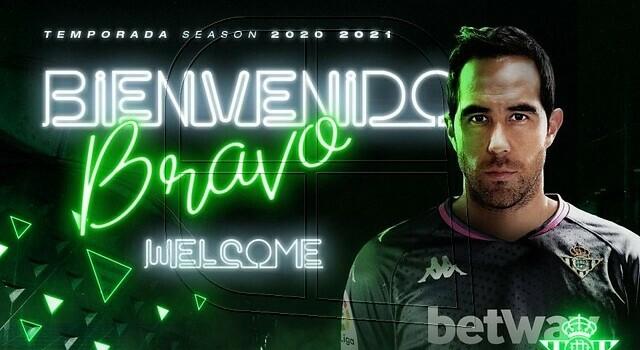 Real Betis oficializó el fichaje de Claudio Bravo